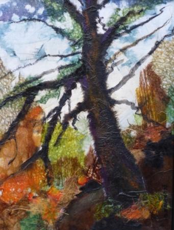 The Hobbit Tree, Roxsane Tiernan, Artist