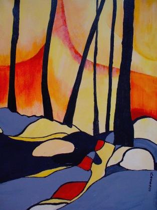 Tiernan,R.-Sundance, 24x18 in. acrylic on canvas.JPG